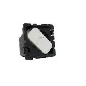 Выключатель кнопочный без фиксации с НО/НЗ контактом 6 А артикул 67035