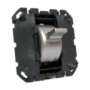 Выключатель кнопочный без фиксации с НО/НЗ контактом 6 А артикул 67036