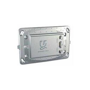 Розетка Для Электробритв Аллюминий Schneider Electric MGU5-064-30