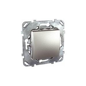 Одноклавишный Выключатель (Сх.1) Алюминий Schneider Electric MGU5-201-30ZD