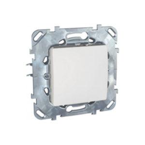 Одноклавишный Кнопочный Выключатель Белый Schneider Electric MGU5-206-18ZD