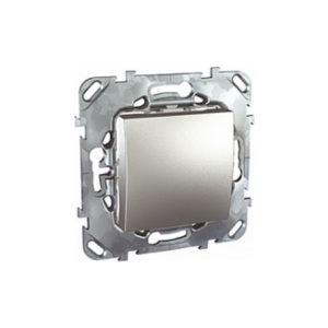 Одноклавишный Кнопочный Выключатель Алюминий Schneider Electric MGU5-206-30ZD