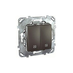 Выключатель Для Жалюзи Нажимной Schneider Electric MGU5-207-12ZD