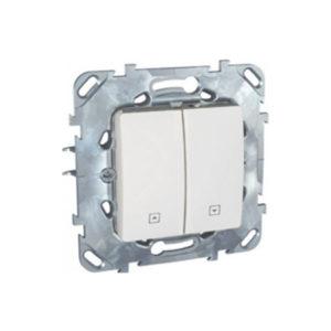 Выключатель для жалюзи, Белый Schneider Electric MGU5-208-18ZD