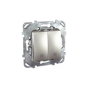 Выключатель Для Жалюзи Алюминий Schneider Electric MGU5-208-30ZD