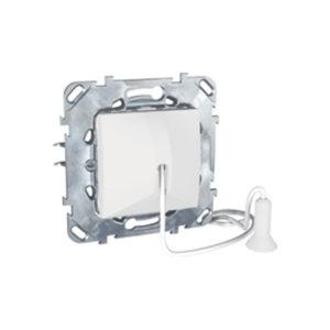 Выключатель без фиксации со шнуром 1 М Белый Schneider Electric MGU5-226-18ZD