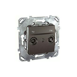Tv/Fm Розетка Одиночная Schneider Electric MGU5-451-12ZD