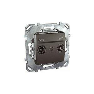 R-Tv/Sat Розетка Оконечная Schneider Electric MGU5-455-12ZD