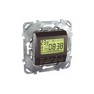 Электронный Термостат 8А Недельный Программ. Schneider Electric MGU5-505-12ZD