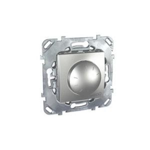 Диммер Поворотный, 40-400W, Переключатель Алюминий Schneider Electric MGU5-511-30ZD
