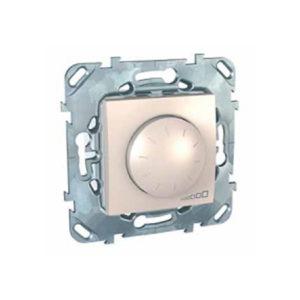 Диммер Поворотный 40-1000Va Бежевый Schneider Electric MGU5-512-25ZD