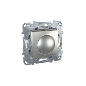 Диммер Поворотный 40-1000Wa. Алюминий Schneider Electric MGU5-512-30ZD