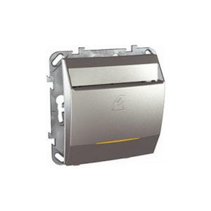 Карточный Выключатель с выдержкой Времени Алюминий Schneider Electric MGU5-540-30ZD