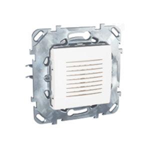 Звонок Дверной, 70Db/1M Белый Schneider Electric MGU5-786-18ZD
