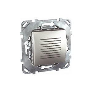Звонок Дверной, 70Db/1M Алюминий Schneider Electric MGU5-786-30ZD