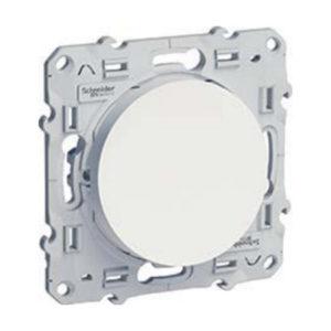 Переключатель Белый Odace Schneider Electric S52R203