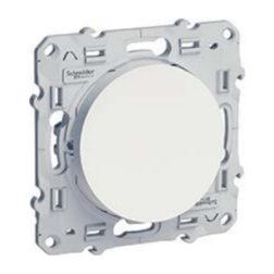 Переключатель Проходной, Белый Odace Schneider Electric S52R205