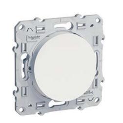 Кнопочный Выключатель Х1, Белый Odace Schneider Electric S52R206