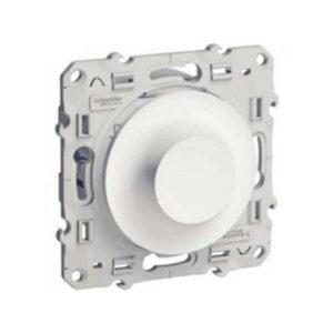 Светорегулятор Поворотный Универс. Odace Schneider Electric S52R515