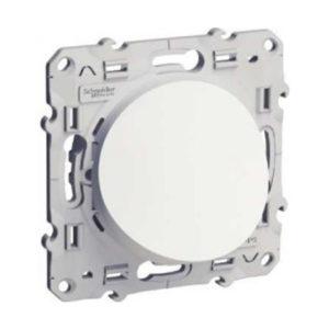 Кабелыйьный Вывод Белый Odace Schneider Electric S52R662