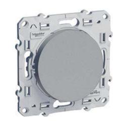 Кнопочный Выключатель Х1 Алюминий Odace Schneider Electric S53R206
