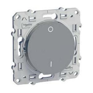 Выключатель 2-полюс. 16А Белый Odace Schneider Electric S53R262