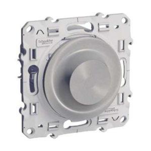 Светорегулятор Поворотный Odace Schneider Electric S53R511