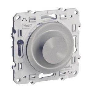 Светорегулятор Поворотный Универс. Odace Schneider Electric S53R515