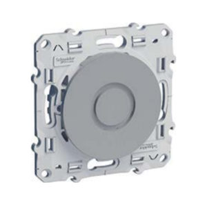 Звонок Дверной Алюминий Odace Schneider Electric S53R685