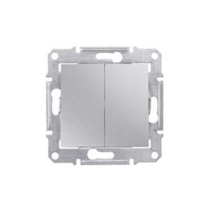 Выключатель 2Кл. Cx.5, Алюминий. Schneider Electric SDN0300160