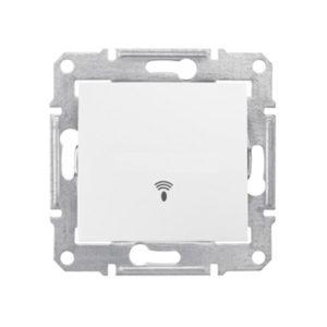 Кнопочный Выключатель «Звонок», Белый. Schneider Electric SDN0800121
