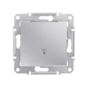 Кнопочный Выключатель «Звонок», Алюминий. Schneider Electric SDN0800160