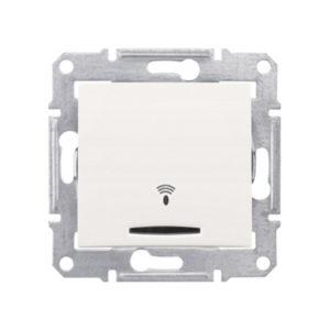 Кнопочный Выключатель «Звонок» Подсв., Бежевый. Schneider Electric SDN1600447