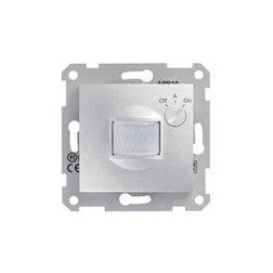 Датчик Движения с выдер. время и освещ., Алюминий. Schneider Electric SDN2000260