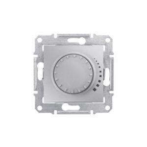 Светорегулятор Поворотный 60-325 Вт/Ва. Индук., Алюминий Schneider Electric SDN2200460