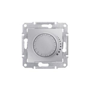 Светорегулятор Поворотный Емкст.25-325Вт/Ва, Алюминий Schneider Electric SDN2200660