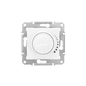 Светорегулятор П-Наж. Прхд.Емкст.25-325Вт/Ва, Белый Schneider Electric SDN2200721