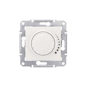 Светорегулятор Универсальный, П-Наж.Прхд.40-600Вт/Ва, Бежевый Schneider Electric SDN2200847