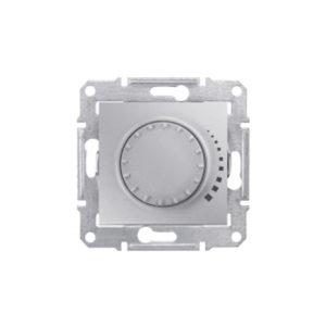Светорегулятор Универсальный, П-Наж. Прхд. 40-600Вт/Ва, Алюминий Schneider Electric SDN2200860