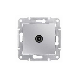 Tv Коннектор Проходной, Алюминий. Schneider Electric SDN3201860