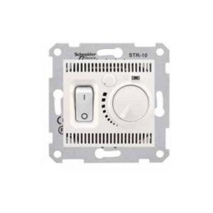 Термостат Комнатный, Бежевый Schneider Electric SDN6000147