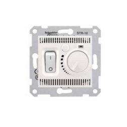 Термостат Тёплого Пола, Бежевый Schneider Electric SDN6000347