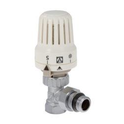 Терморегулятор радиаторный угловой