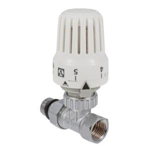 Терморегулятор радиаторный прямой