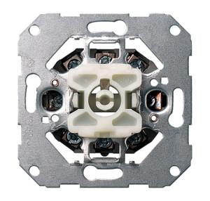 Вставка клавишного выключателя 3-полюсный выключатель Gira