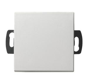 Кнопочный выключатель для малого напряжения до 42 В белый глянец Gira