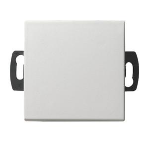 Кнопочный выключатель для малого напряжения до 42 В белый матовый Gira