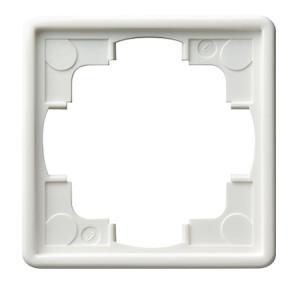Рамка, белая Gira S-color