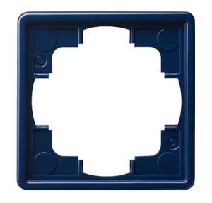 Рамка, синяя Gira S-color