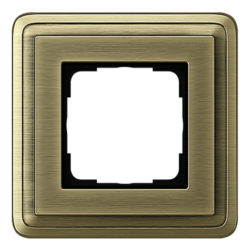 Рамка, бронза/бронза Gira ClassiX